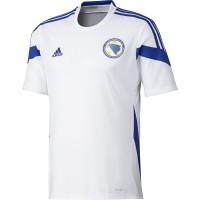 Bosnien-Herzegowina Auswrts-Trikot fr die Fuball-Weltmeisterschaft 2014 in Brasilien von adidas