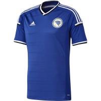 Bosnien-Herzegowina Heim-Trikot fr die Fuball-Weltmeisterschaft 2014 in Brasilien von adidas