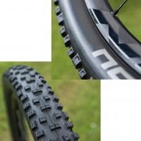 Nobby Nic MTB Fahrradreifen Profil u. Snakeskin 2014 von Schwalbe