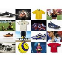 Impressionen aus der Erfolgsgeschichte von Nike Football: 1971-2014