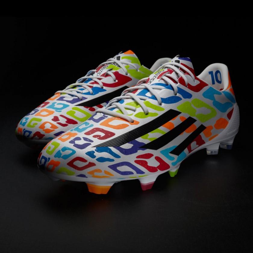 adizero F50 Messi Fußballschuh Birthday Edition 2014 von adidas