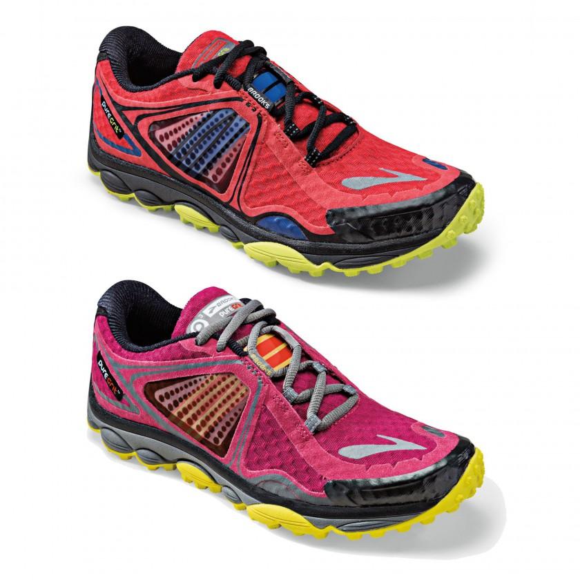 PureGrit 3 Laufschuh Men/Women 2014/15 von BROOKS