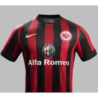 Eintracht Frankfurt - Heim-Trikot Fuball-Bundesliga Saison 2014/15 von Nike
