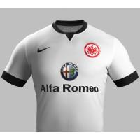 Eintracht Frankfurt - Auswrts-Trikot Fuball-Bundesliga Saison 2014/15 von Nike