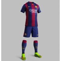 FC Barcelona Heim-Outfit Saison 2014/15 von Nike