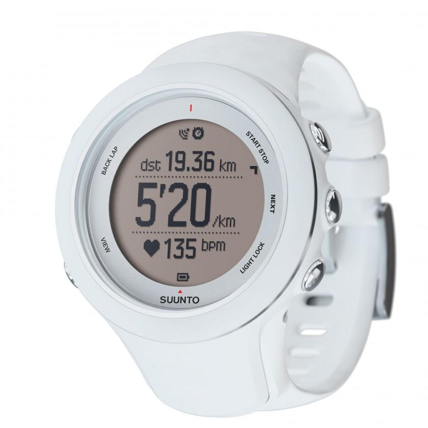 Ambit3 Sport GPS-Multisportuhr weiß 2014 von SUUNTO