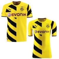 BVB/Borussia Dortmund Heimtrikots 2014/15 von PUMA