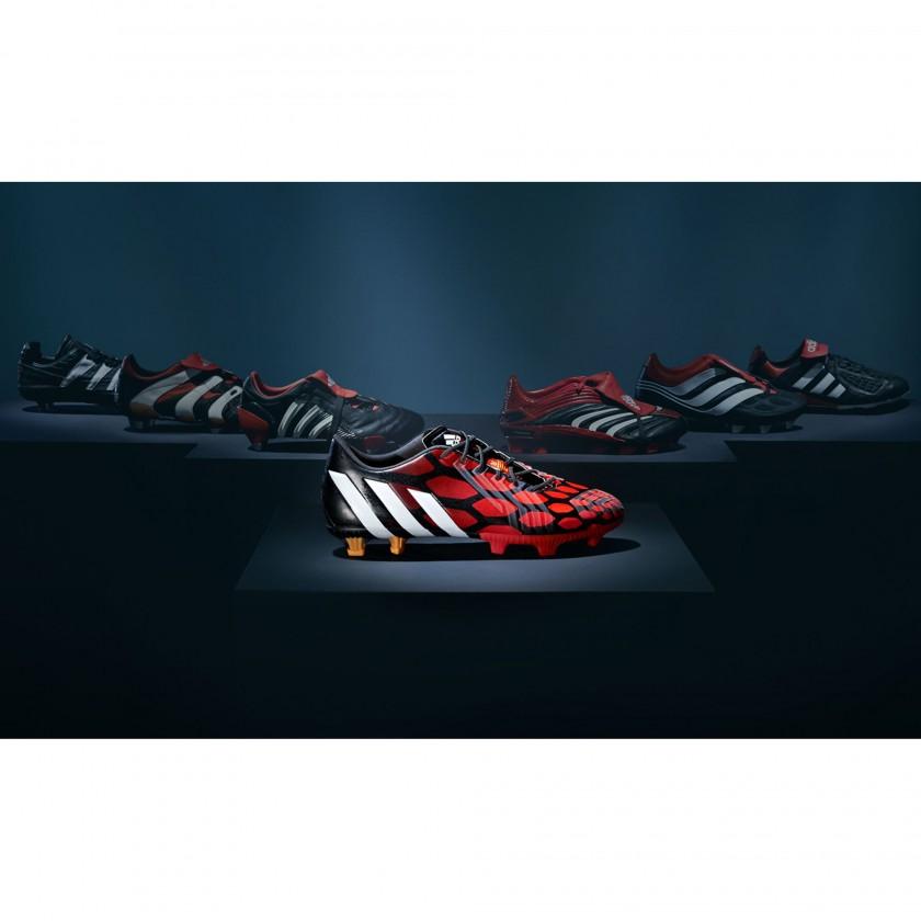 Predator Instinct Fußballschuhe u. ältere Modelle d. Predator 2014 von adidas