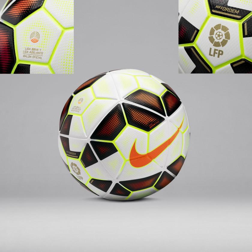 Ordem Ball 2014 von Nike - La Liga BBVA Spanien