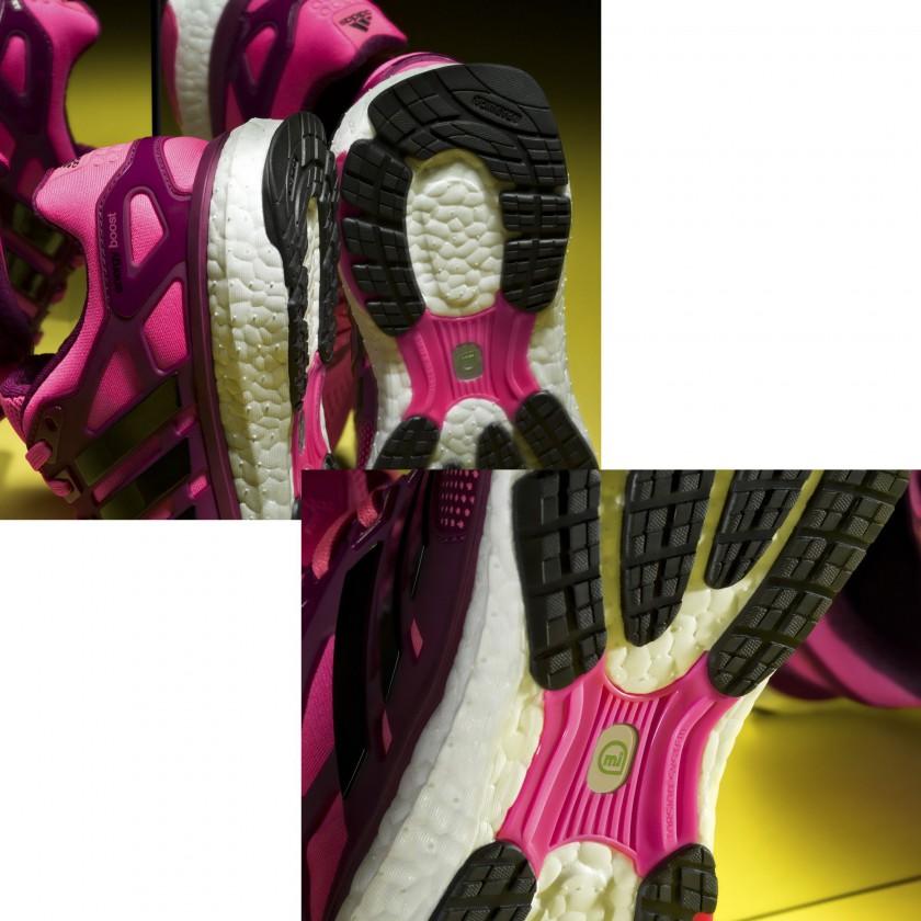 Energy Boost 2 ESM Laufschuh solar-pink Women sole 2014 von adidas