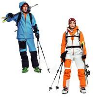 Ski Touring Jacket u. Pants Men/Women 2014/15 von Peak Performance