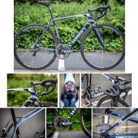 S-WORKS TARMAC Rennrad von Vincenzo Nibali im Detail 2014 von Specialized