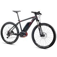 E-DILLY 275 E-Hardtail-Mountainbike mattschwarz 2015 von Simplon