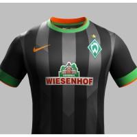 SV Werder Bremen - Auswrts-Trikot 2014/15 von NIKE