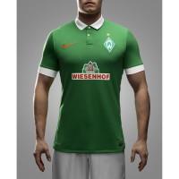 SV Werder Bremen - Heim-Trikot 2014/15 von NIKE