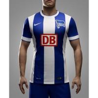 Hertha BSC - Heim-Trikot front 2014/15 von NIKE