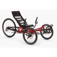 Scorpion plus 26 Trike magma-rot 2015 von HP Velotechnik