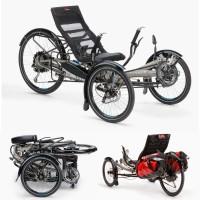 Scorpion plus 26 E-Trike sahara-silber 2015 von HP Velotechnik