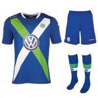 VfL Wolfsburg - Ausweich-Trikot 2014/15 von KAPPA
