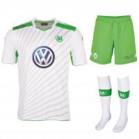 VfL Wolfsburg - Auswrts-Trikot 2014/15 von KAPPA