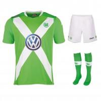 VfL Wolfsburg - Heim-Trikot 2014/15 von KAPPA