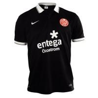 1. FSV Mainz 05 - Auswrts-Trikot Nr. 1 schwarz 2014/15 von NIKE
