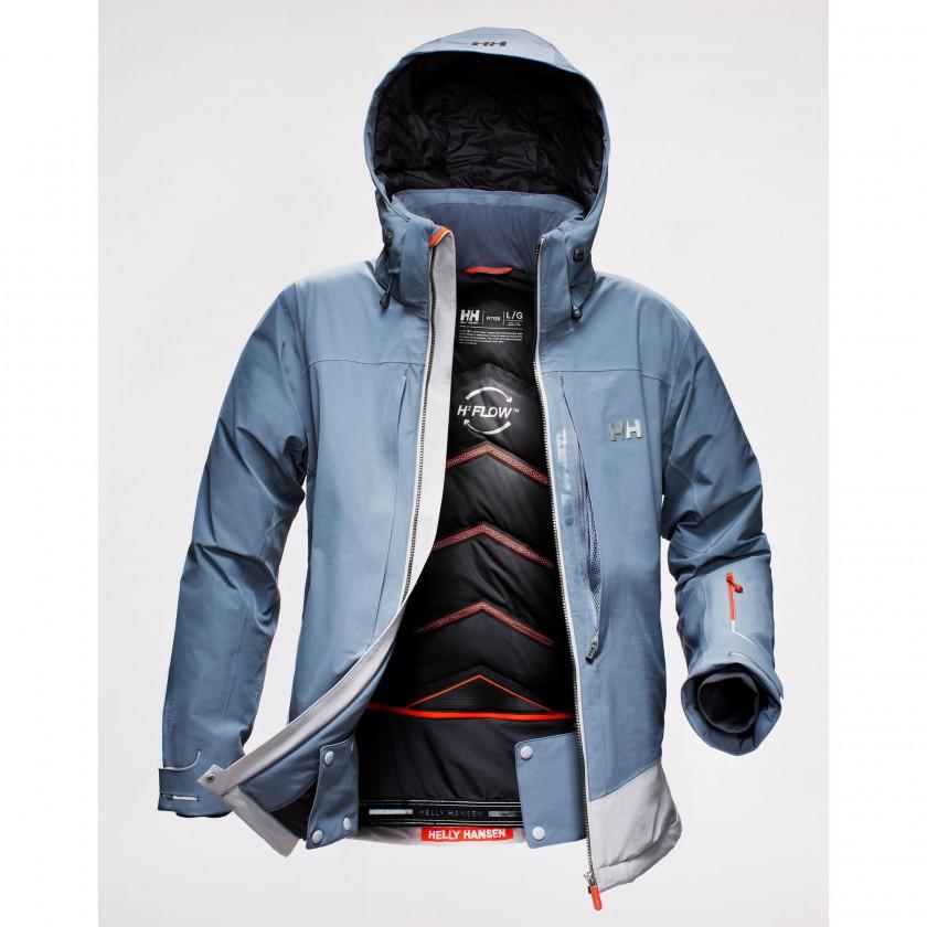 Supreme Ski-Jacket 2014/15 von Helly Hansen