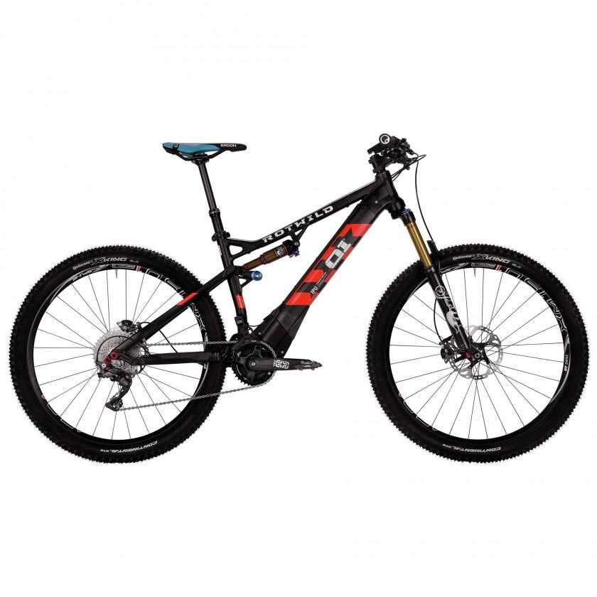 R.Q1+ FS 27.5 E-Mountainbike Fully 2015 von ROTWILD