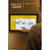 Eurobike Gold Award Winner 2014: Dealer Center von Winora Staiger