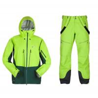 Frendo Freeride Jacket u. Pants 2014/15 von Berghaus