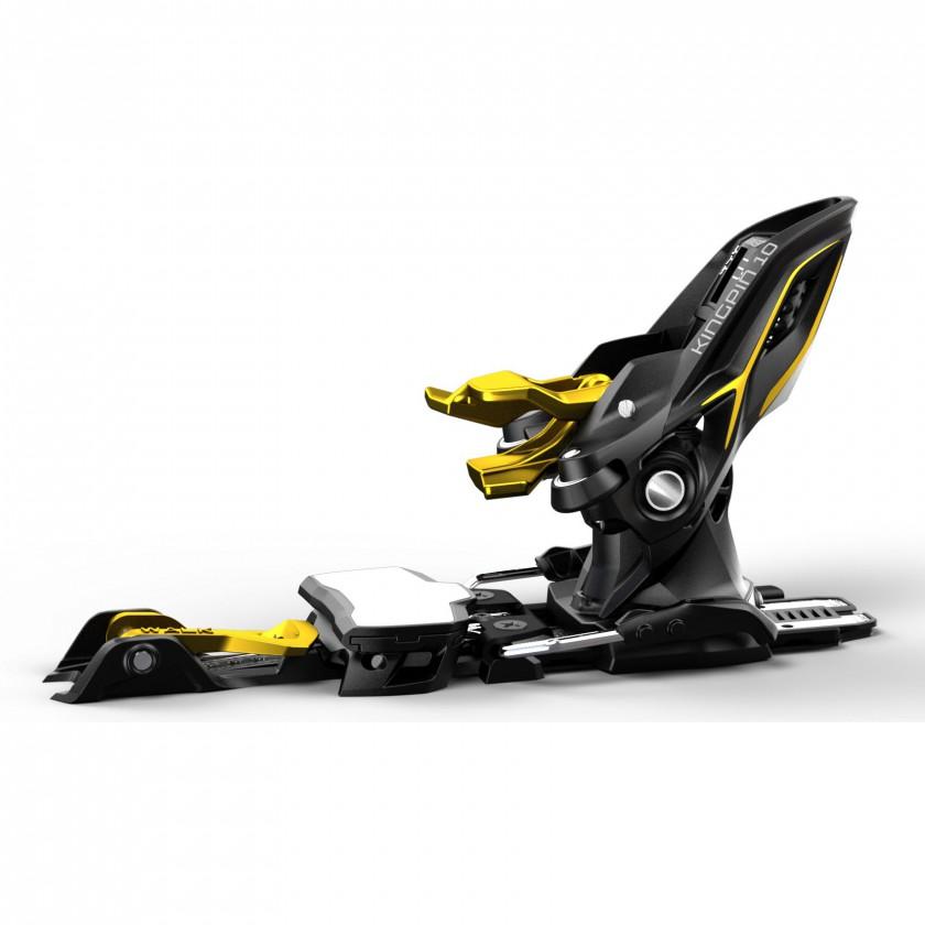 Kingpin Skibindung - Bremse u. Steighilfe 2015 von MARKER