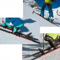 Kingpin Skibindung Action 2015 von MARKER