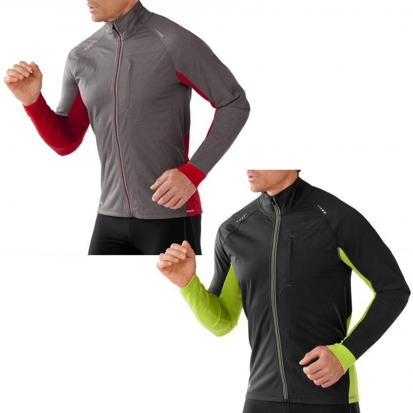 PhD Run Divide Jacket Men 2014/15 von Smartwool