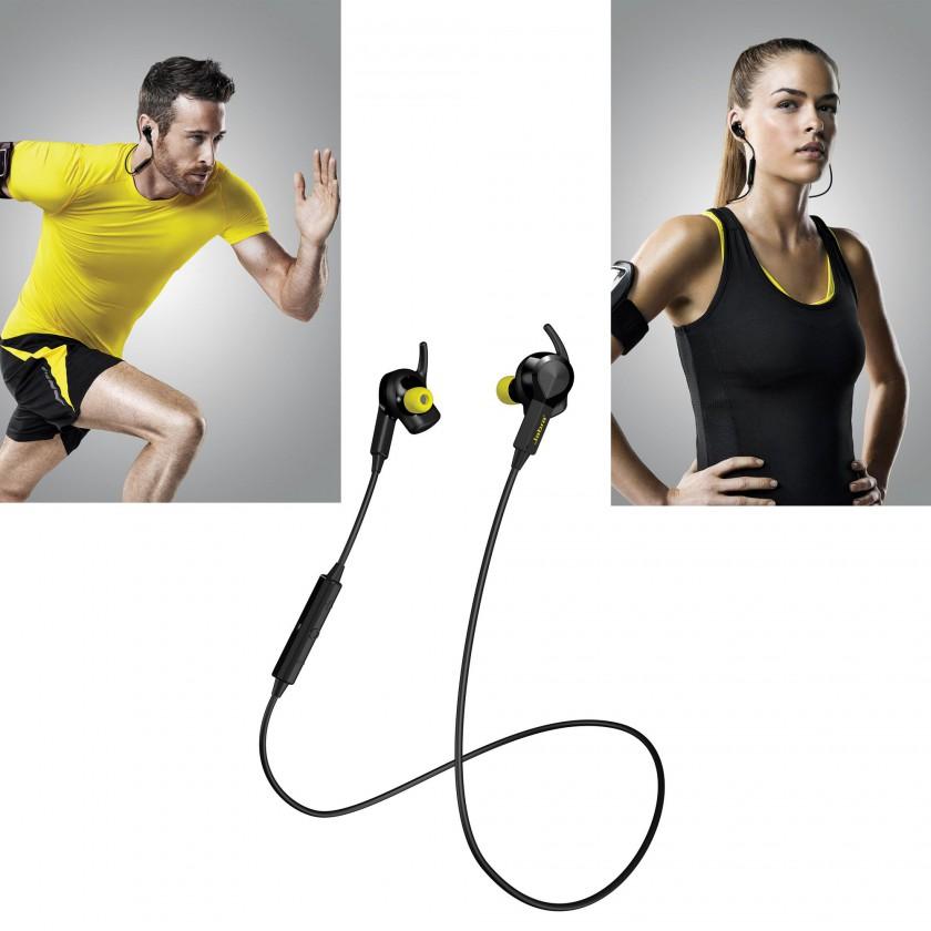 bild sport pulse wireless in ear kopfh rer mit pulsmesser. Black Bedroom Furniture Sets. Home Design Ideas