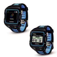 Forerunner 920XT Triathlon-/ Multisportuhr schwarz/blau 2014 von Garmin