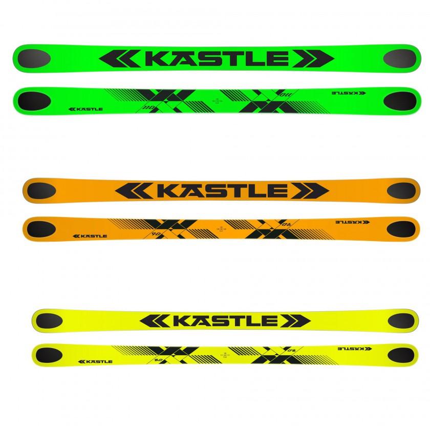 XX110, XX90 u. XX80 Freestyle-Ski top/base 2014/15 von Kstle