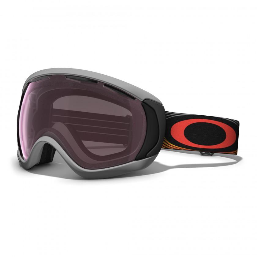 Canopy Goggle - Aksel Lund Svindal Signature Series - mit PRIZM Rose titan 2014 von Oakley