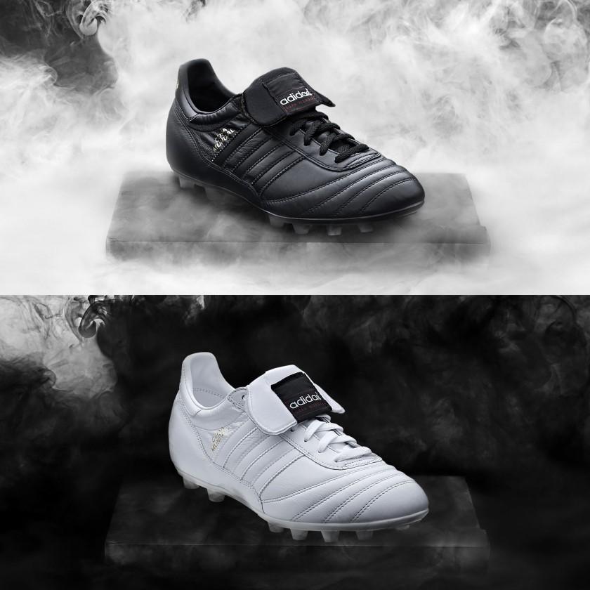 Copa Mundial FG Fußballschuhe black u. white Edition 2014 von adidas