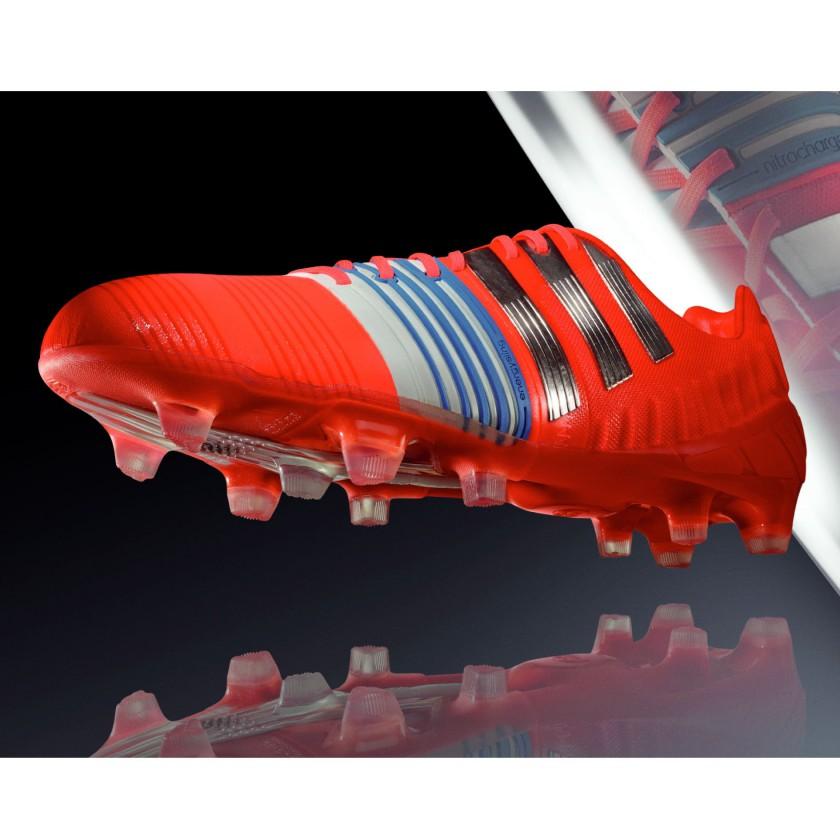 Nitrocharge 1.0 FG Version 2 red side 2014 von adidas