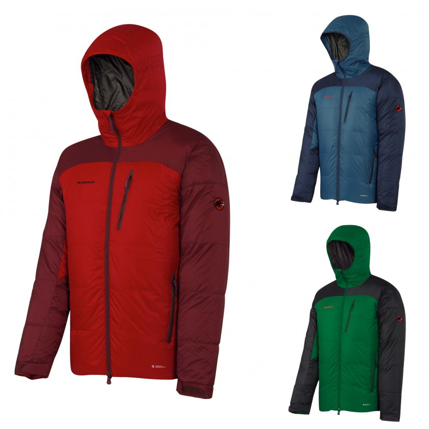 Ambler Hooded Jacket Men 2014/15 von MAMMUT