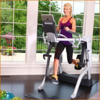 Zero Runner Indoor-Lauftrainer Action 2014 von Octane Fitness