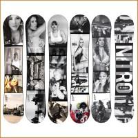 ADDICT Snowboard Tops u. Base Design: Estevan Oriol 2014/15 von NITRO