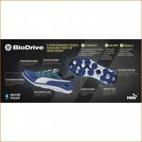 BioDrive Golfschuh - Technologien im Detail 2014 von PUMA