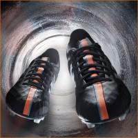 adiPure 11Pro Fuballschuhe Version 3 schwarz vorne 2014 von adidas