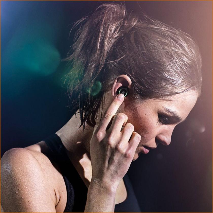 ISPO BrandNew Digital Award 2015: Bragi - The Dash: Der In Ear Fitness Tracker
