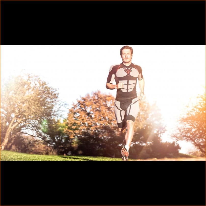 ISPO BrandNew Sportswear Award 2015: Wearable Life Science - Fitnesslinie Antelope: Sportbekleidung mit integrierter Muskelstimulation