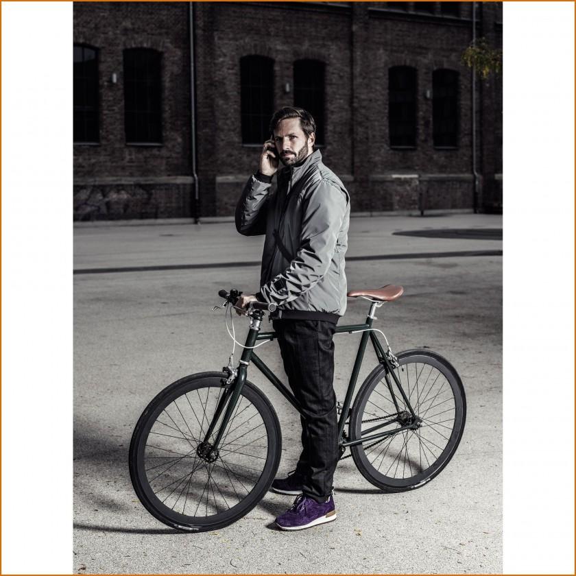 ISPO BrandNew Overall Winner Award 2015: Onoo - WESTEND  Blouson: Stilvolle und funktionelle Jacken für aktive Stadtmenschen