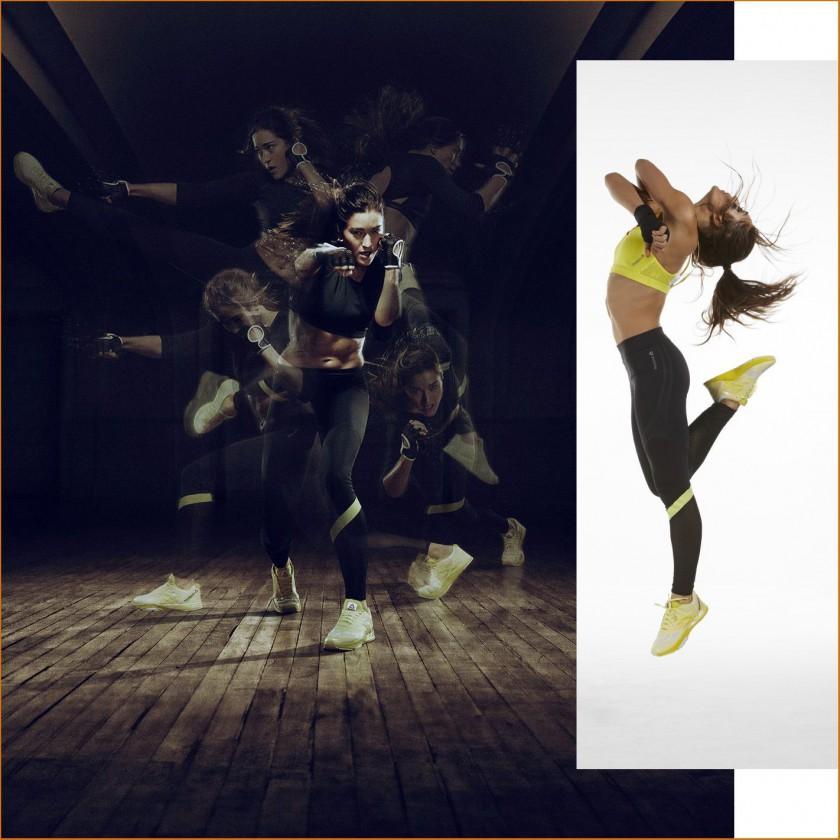 Cardio Ultra Fitnessschuh-Action Damen 2015 von Reebok