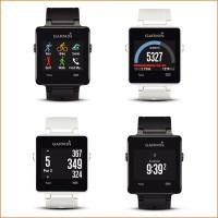 vivoactive GPS-Smartwatch: Sportarten, Schritte, Golfschlagweite, Rundenzeit 2015 von Garmin