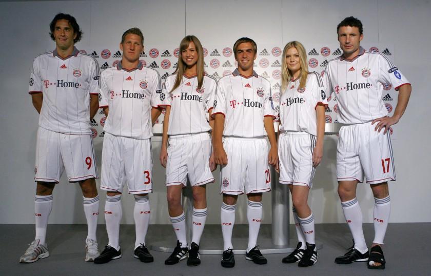 UEFA Champions League Trikot FC Bayern Mnchen 2009/10